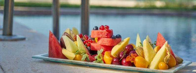 frutas más hidratantes