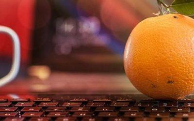 5 beneficios de comer sano durante la jornada laboral