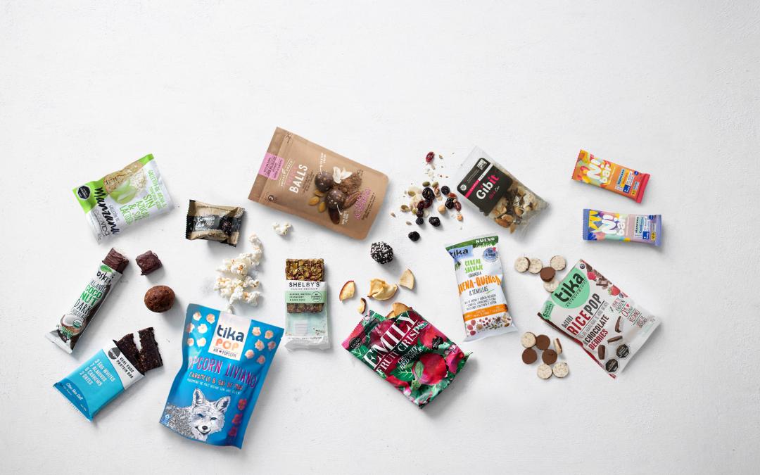 Beneficios de comer sano: 6 snacks saludables para la oficina