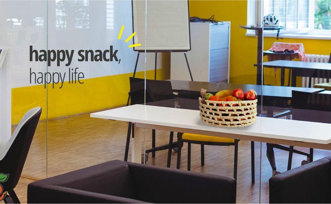 Ofrecer frutas en oficinas: una manera de reducir las licencias médicas
